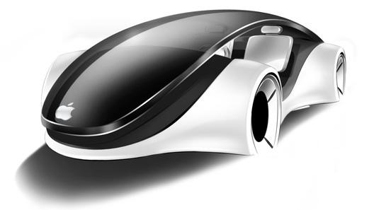 Названа примерная дата появления первого автомобиля Apple