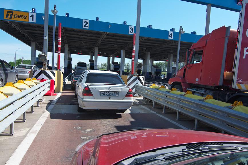 Платная дорога Москва-Казань: строительство начнется в 2018 году