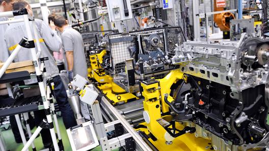 Ford начал сборку моторов в России