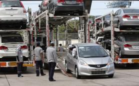 В России упростили ввоз нерастаможенных автомобилей