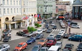 Названы регионы России, где больше всего машин