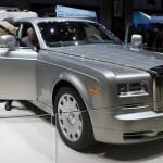 Новый седан Rolls-Royce покажут уже через год