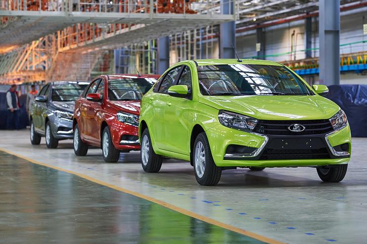 Покупателям Lada Vesta дадут почувствовать себя VIP-клиентами