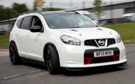 Nissan Qashqai разогнали до 357 километров в час