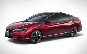Самый необычный седан Honda представлен официально