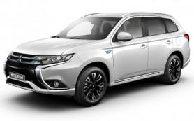 Mitsubishi готовится представить обновленный гибрид Outlander