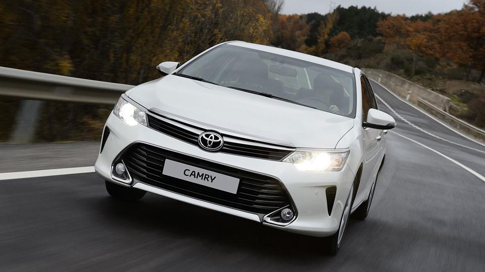 Toyota возглавила рейтинг самых прибыльных марок РФ