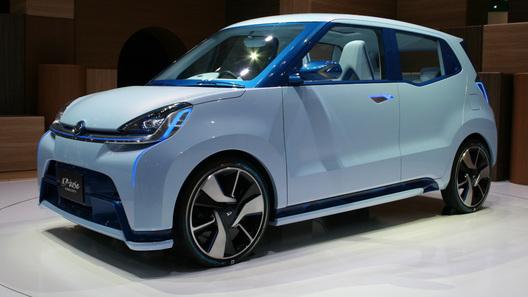 Daihatsu представила малолитражку недалекого будущего