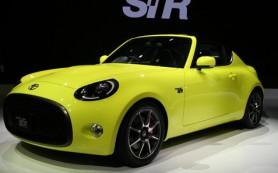 Новый маленький спорткар от Toyota может выйти в 2016 году