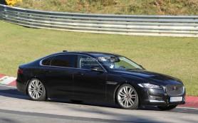 Jaguar впервые выпустит «лонг»-версию модели XF