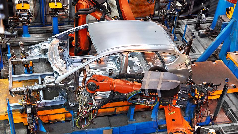 Российские заводы Ford Sollers остановятся на два месяца