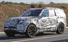 Land Rover Discovery со сменой поколений подрастет в статусе