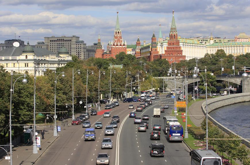 Собянин: Москва перестала быть первой по пробкам