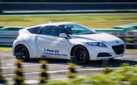 Honda выпустит электрический спорткар