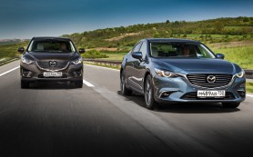 Mazda 6 и Mazda CX-5 лишились таможенных льгот