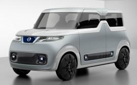 Nissan привезет в Токио «мобильный гаджет на колесах»
