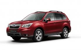 Subaru Forester пережил обновление