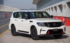 Ателье Nismo представило «прокачанный» Nissan Patrol