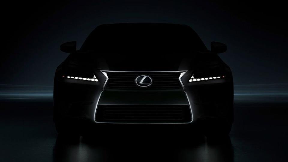 Токийский автосалон оставили без нового флагмана Lexus