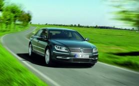 Новый Volkswagen Phaeton станет электрическим