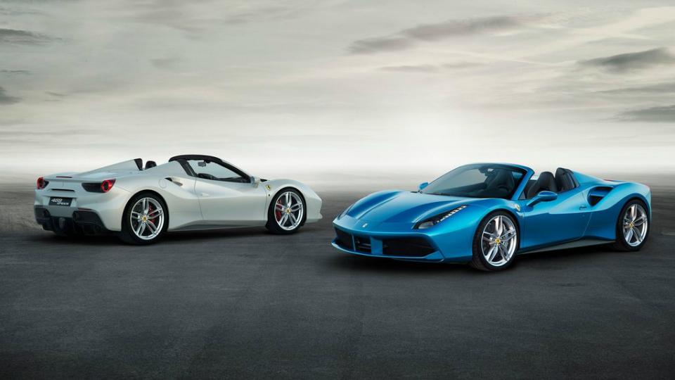 Ferrari на треть увеличит производство суперкаров