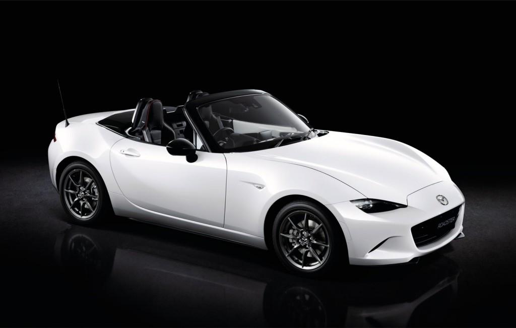 Mazda MX-5 получила улучшенную версию RS