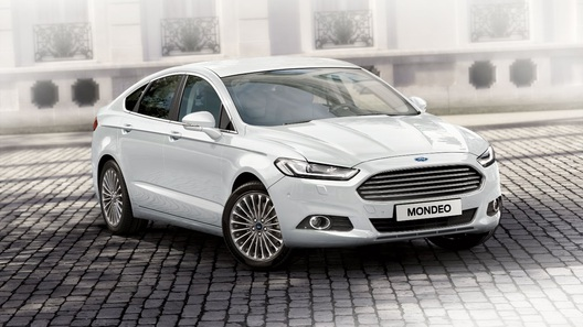 Ford Mondeo получил новую богатую комплектацию