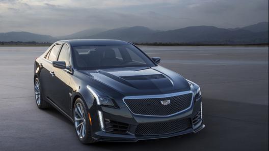 Самый мощный Cadillac станет еще мощнее