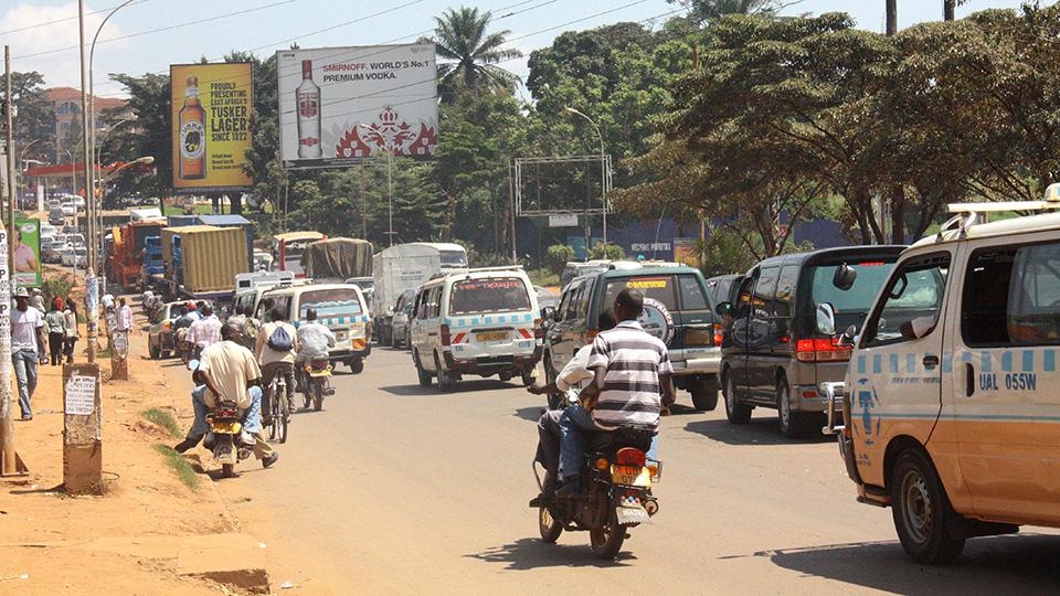 Африка возглавила список регионов с наибольшей смертностью на дорогах