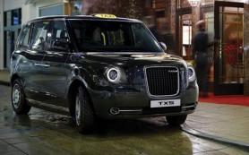 Лондонскими такси станут машины китайской марки