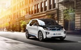 BMW увеличит электрокару i3 запас хода в 2016 году