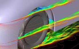 Yokohama улучшит аэродинамику шин при помощи «ресничек»