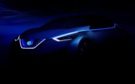 Nissan приоткрыл «будущее электрификации» автомобилей