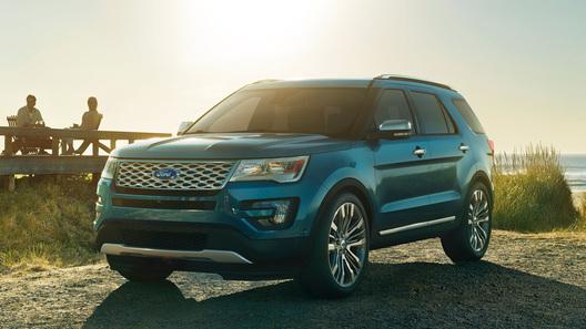 Ford привезет в Россию новый Explorer, а затем и Mustang