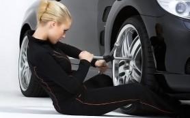 Правильная замена колес на автомобиле