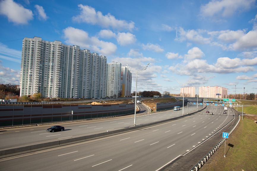 Новая дорога до Шереметьево не стала платной