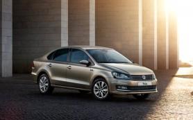 Седан VW Polo получил российский двигатель