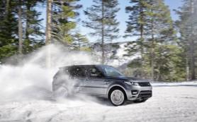 В России отзывают внедорожники Range Rover