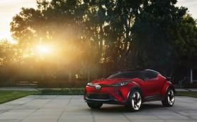 Американский бренд Toyota разработал собственный кроссовер