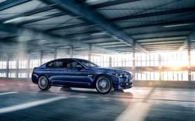 BMW 5 серии от Alpina оказалось мощнее версии M5