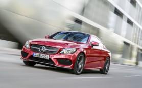 Объявлены российские цены на купе Mercedes-Benz C-Class