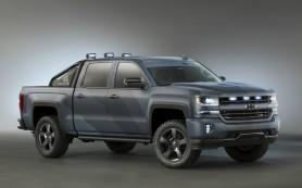 Компания Chevrolet построила пикап Silverado для спецвойск
