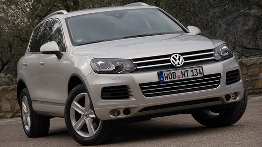 Сервисы Volkswagen бесплатно починят 4 тысячи кроссоверов