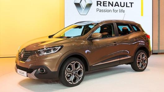 Renault Duster станет донором нового кроссовера для России