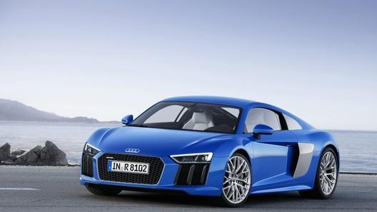 Audi объявила российские цены на свою самую быструю модель