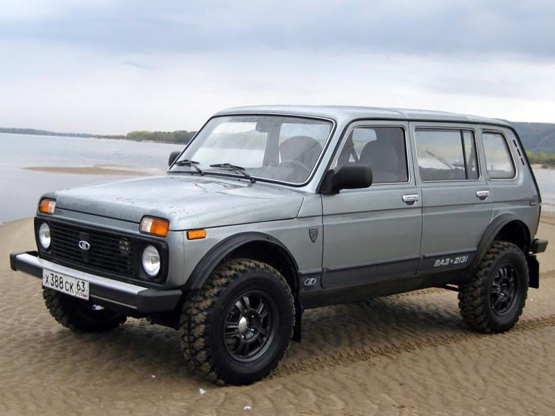 Lada 4×4: названа дата окончания выпуска