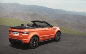 Кабриолет из Range Rover: его представили официально