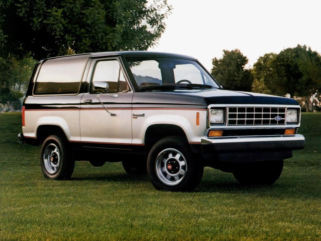 Ford решил возродить культовый внедорожник