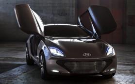 Hyundai придумала имя своему первому гибриду