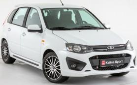 «АвтоВАЗ» повысит цены на спортивные «Лады»